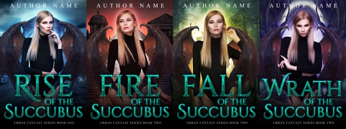 Rise of the Succubus_premade series