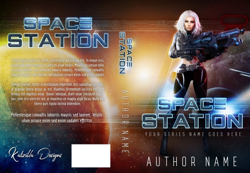 Space Station_Premade Cover