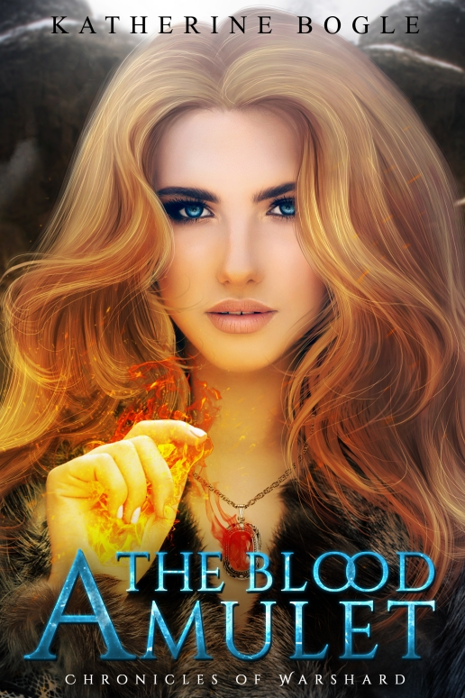 The Blood Amulet_NEW COVER2