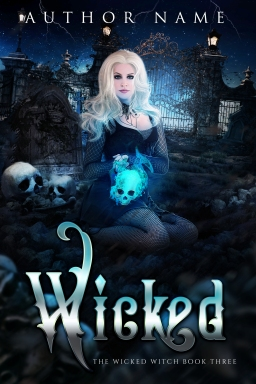Wicked Book 3_Premade Cover