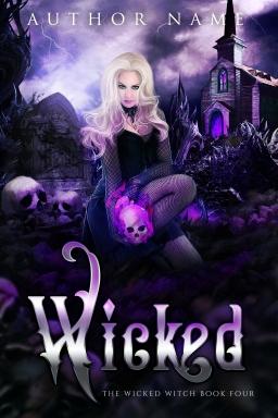 Wicked Book 4_Premade Cover
