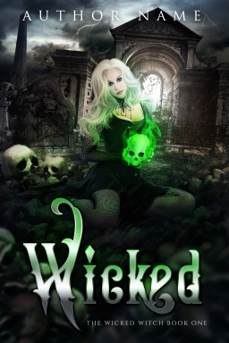 Wicked Little Witch_Premade Cover2